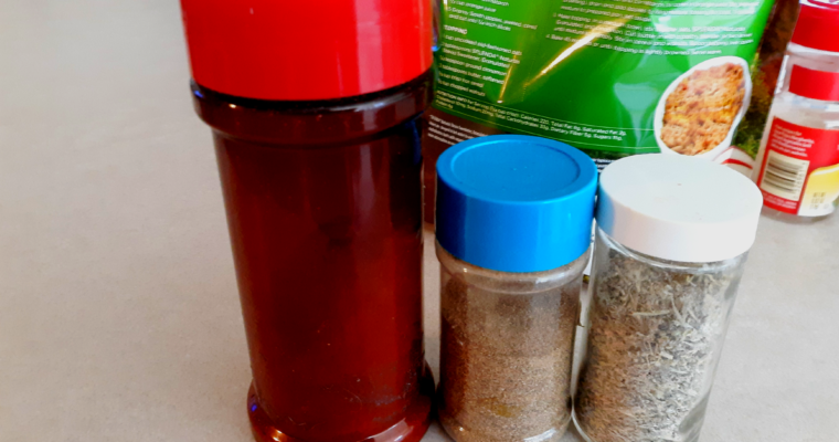 3 DIY DRY SEASONING MIXES THAT YOU MUST HAVE