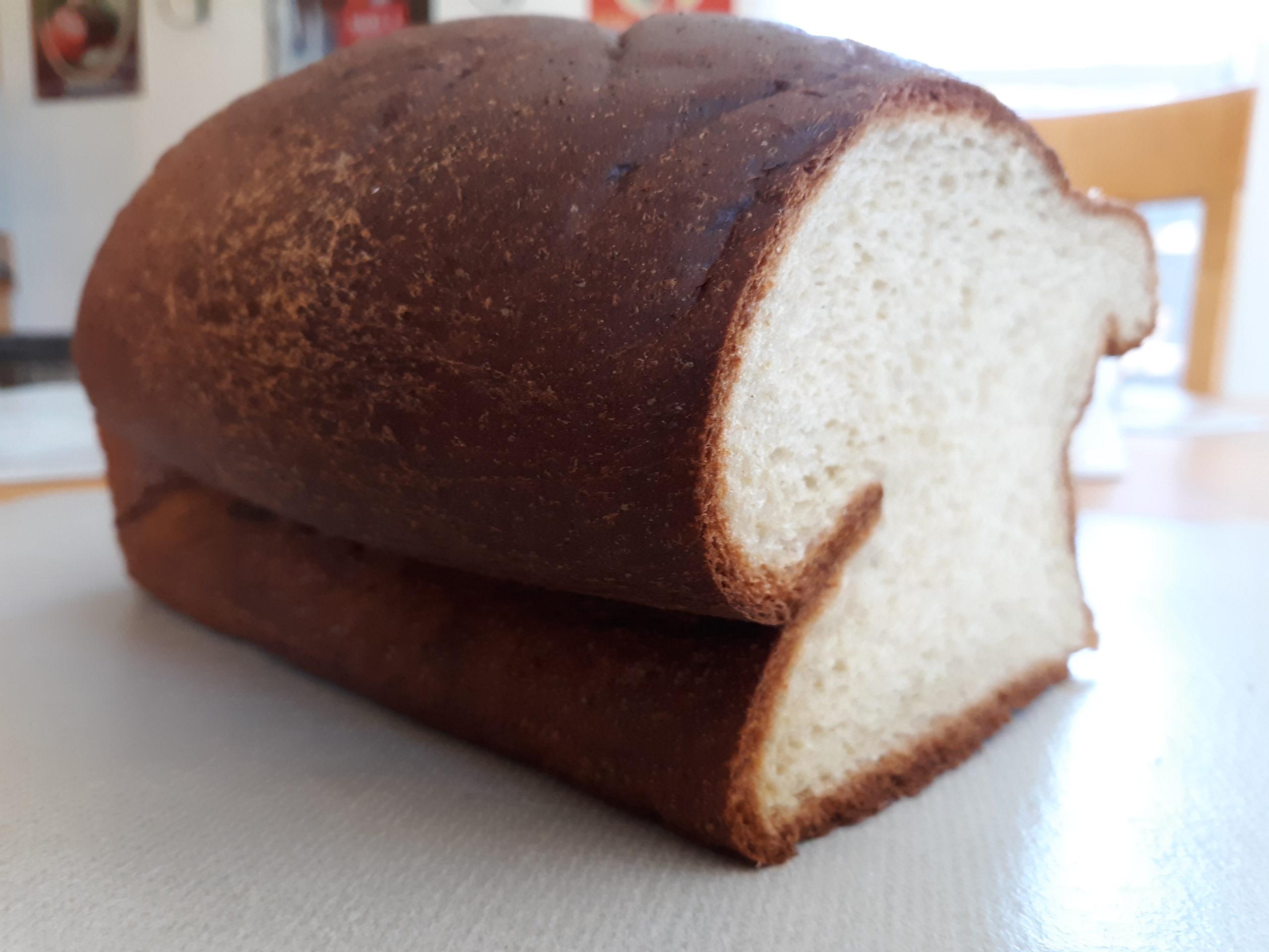 Fluffy Low Carb Sandwich Bread