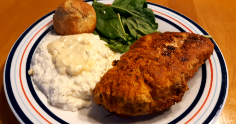 How To Make Keto Fried Chicken