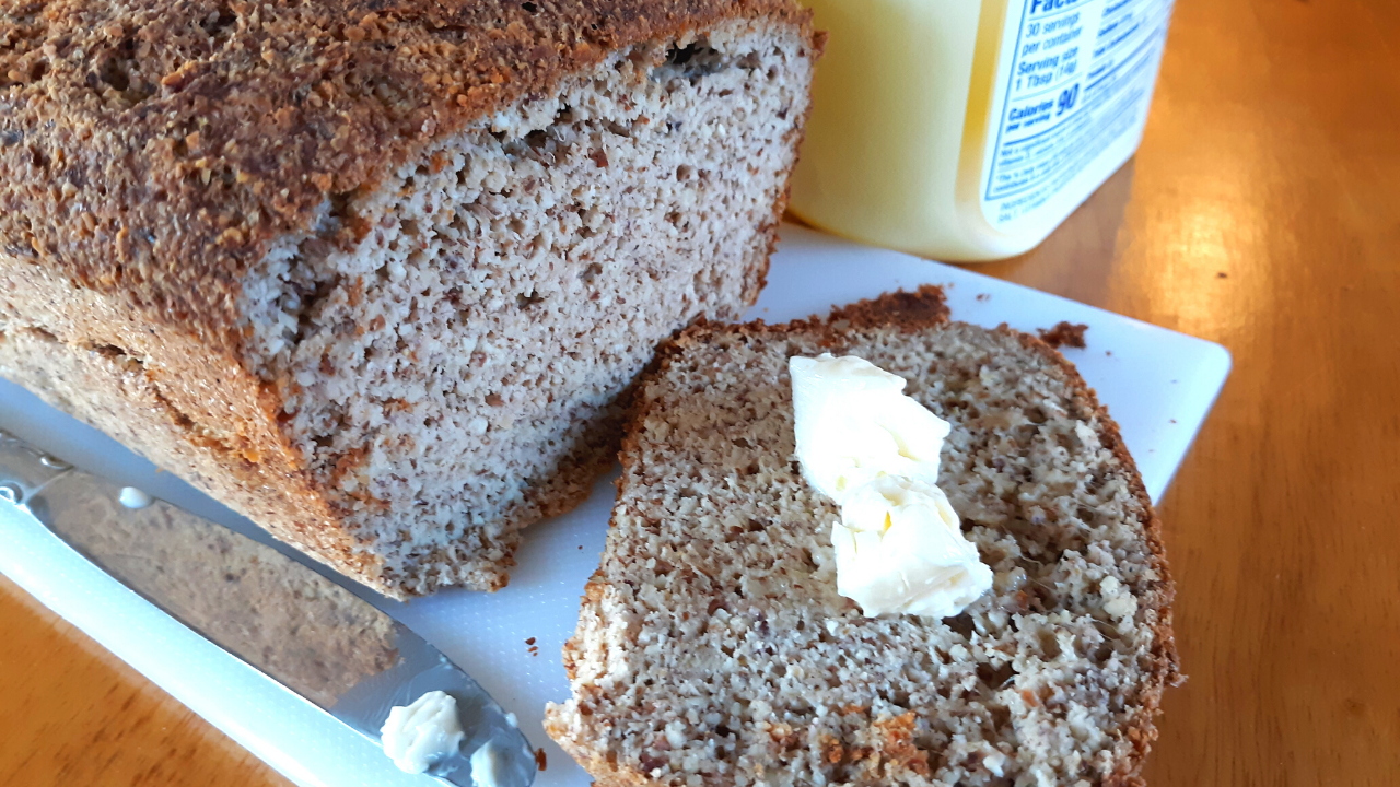 How To Make Dairy Free Keto Bread
