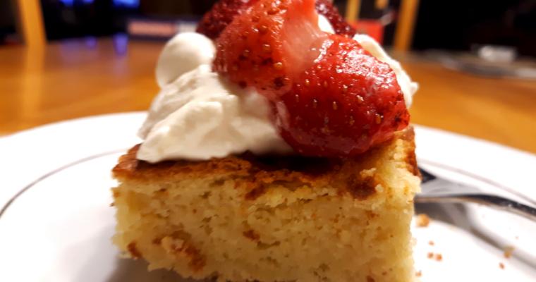 How To Make Gluten Free Keto Strawberry Shortcake