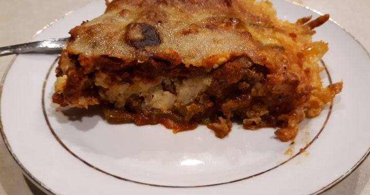 How To Make No Pasta Lasagna