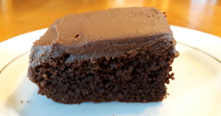Gluten Free Keto Frosted Brownies