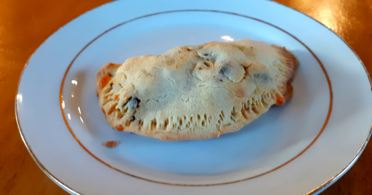 How To Make Keto Empanada