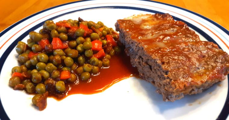 30 Minute Keto Meatloaf