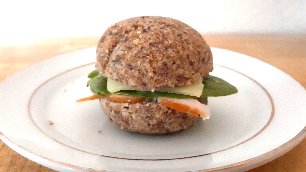 How To Make Dairy Free Gluten Free And Keto Sandwich Rolls
