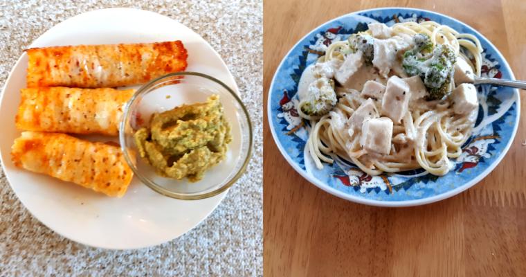 2 Quick Keto Chicken Meals
