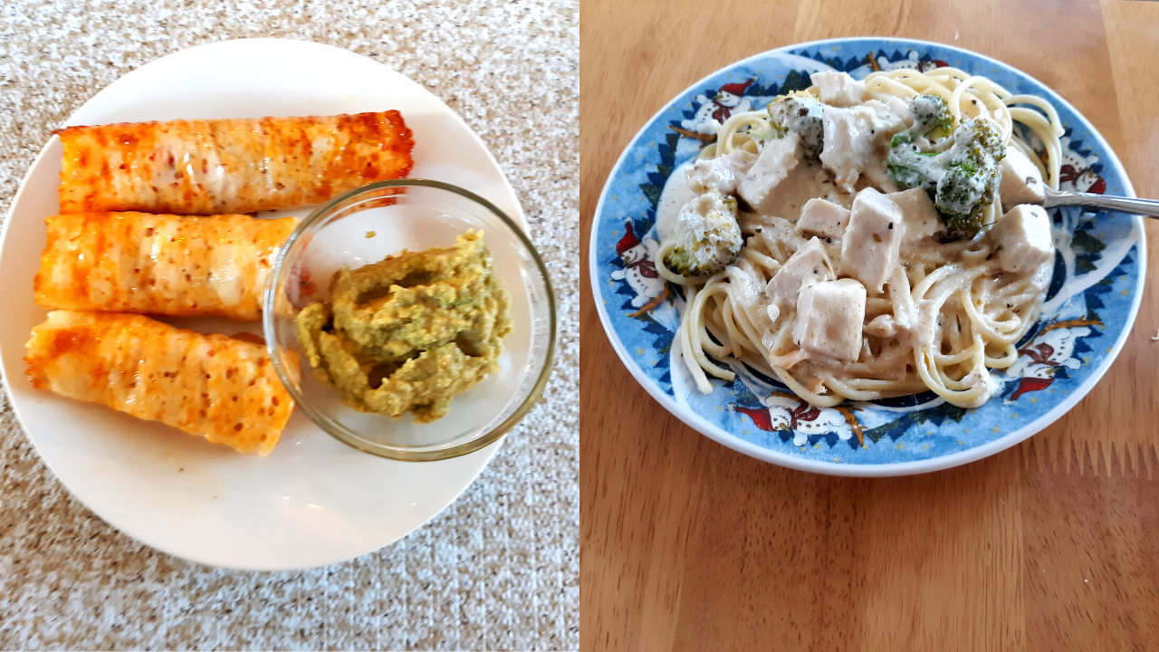 2 Quick Keto Chicken Meals