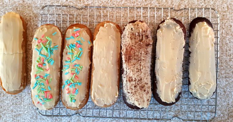 Keto Coconut Flour Donuts