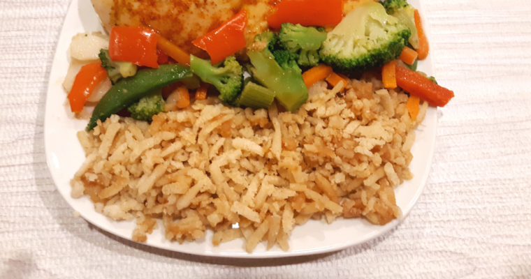 How To Make Keto Rice Substitute Without Cauliflower