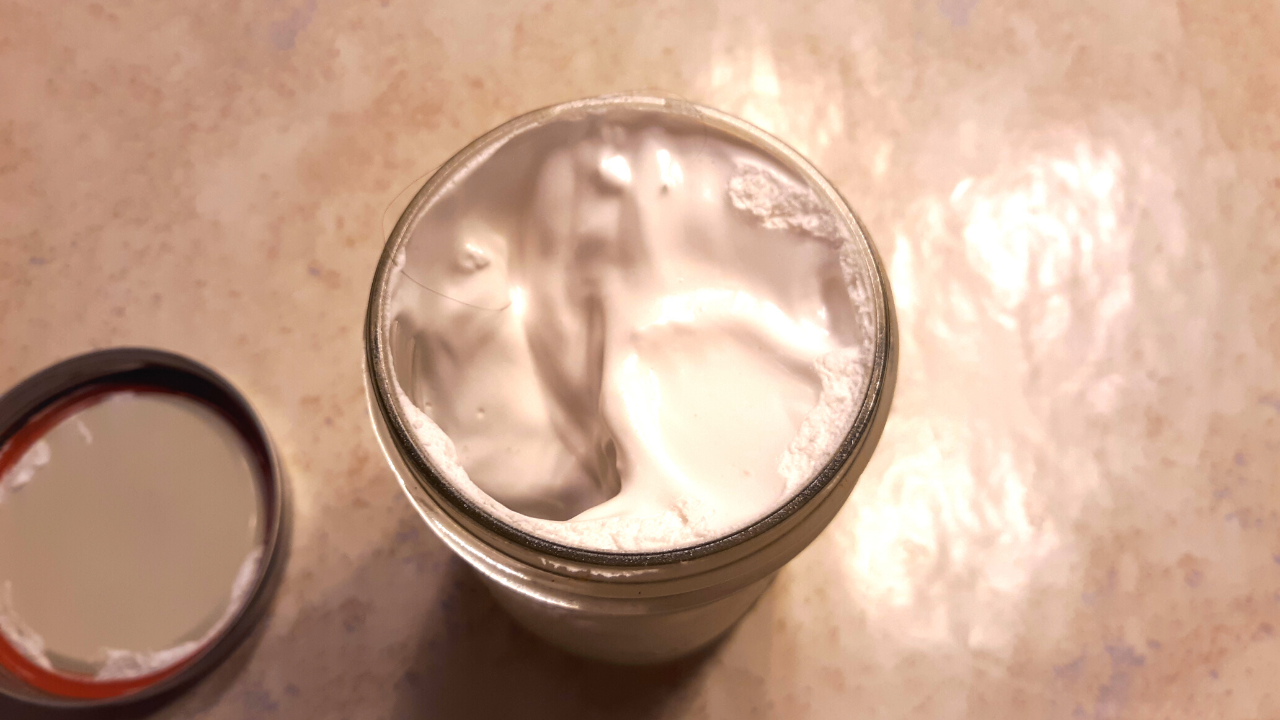 Quick 3 Ingredient Keto Marshmallow Cream (Dairy Free)