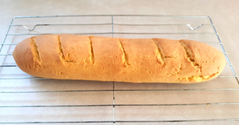 Easy Keto Baguettes Made 2 Ways