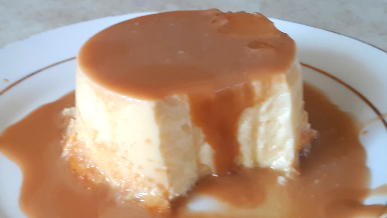 Easy Keto Flan/ Creme Caramel