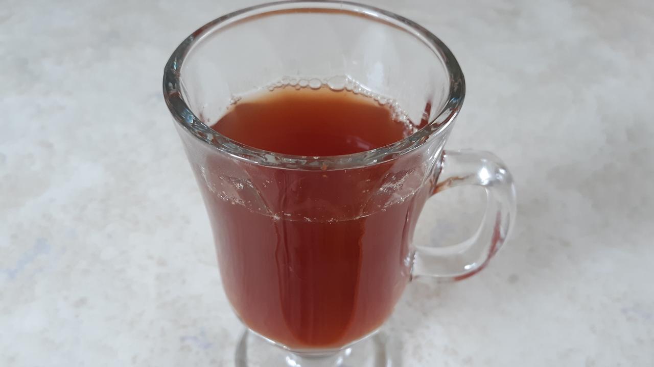 Super Quick Keto Apple Cider